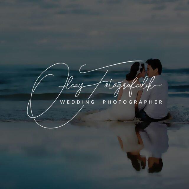 düğün fotoğrafçısı logosu