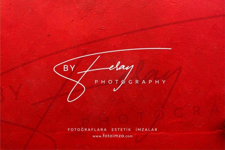 fotoğrafçı logo örneği