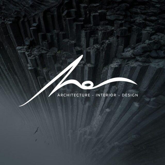 mimarlık minimal logo tasarımı