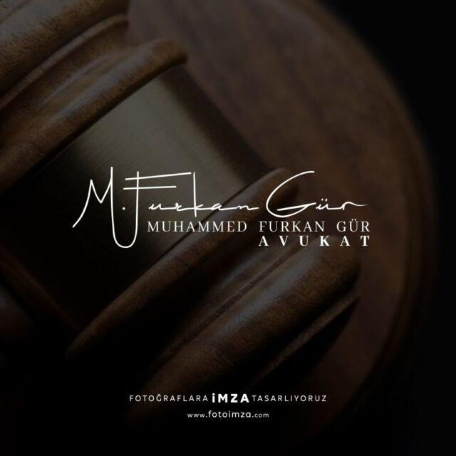 Avukat logo imza örnekleri