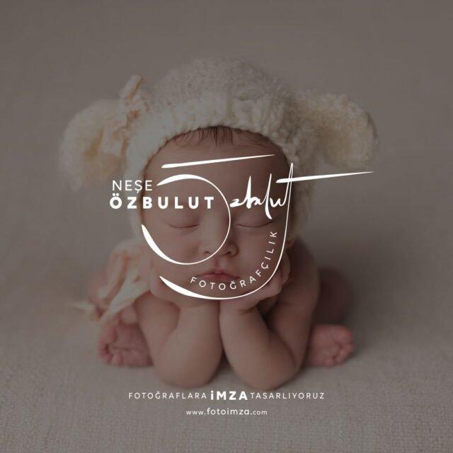 Doğum fotoğrafçılığı logo