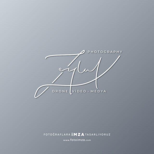 Z Harfi imza logo