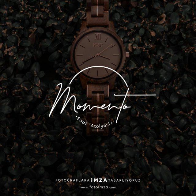 Saat logo tasarımı
