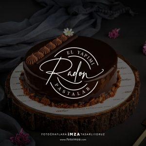 Butik Pasta Logo Tasarımı