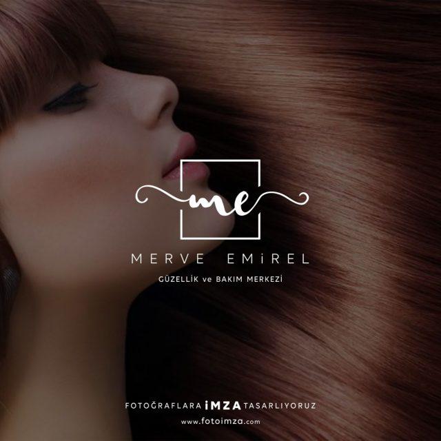 Güzellik ve Bakım Merkezi Logo Çalışması