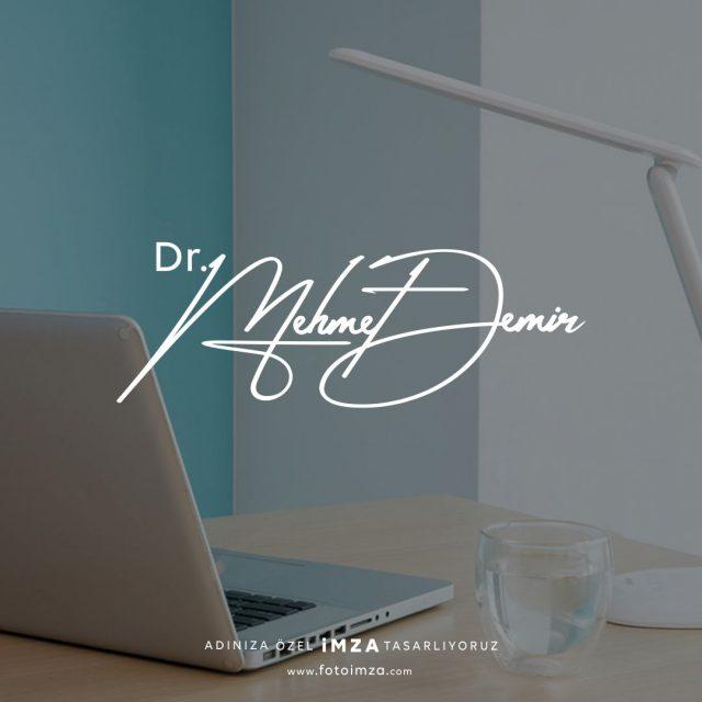 isme özel doktor imzaları