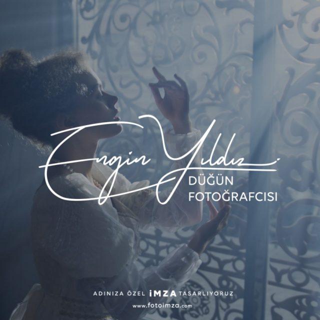 Düğün fotoğrafçısı logo intro