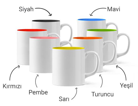 imza tasarımlı kupalar
